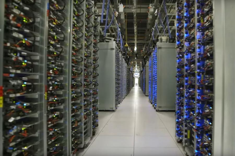 How big data web applications are built