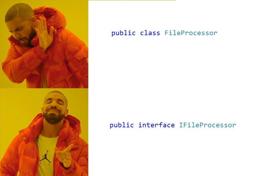Why you need dependency inversion in C#