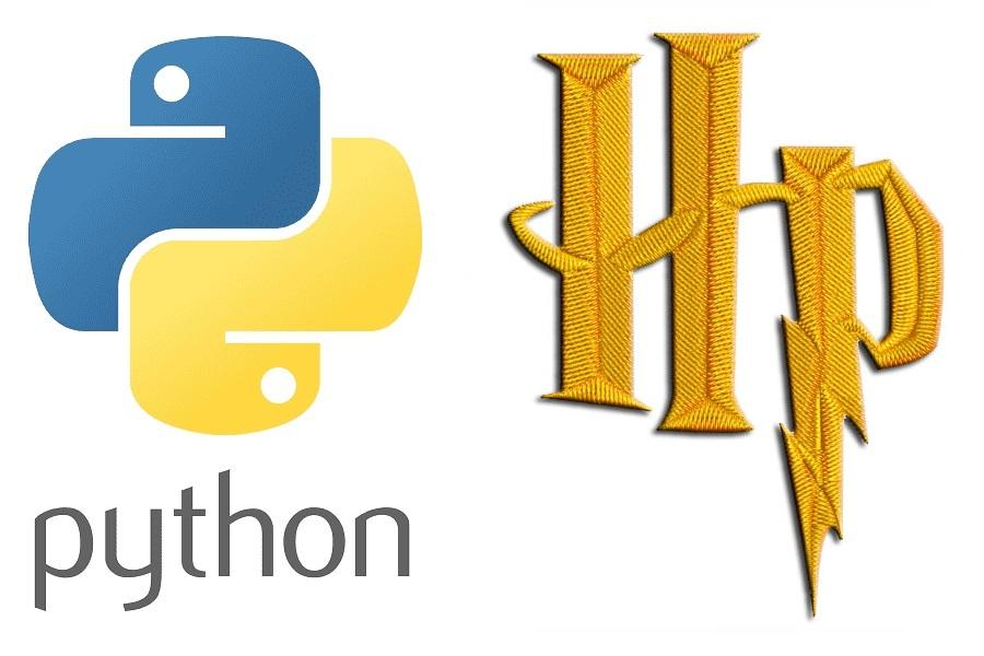 Beginner Python: Draw a Harry Potter Symbol